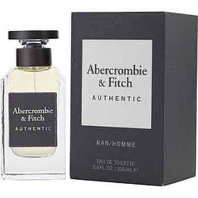 Abercrombie & Fitch Authentic By Abercrombie & Fitch #333674 - Type: Fragrances For Men