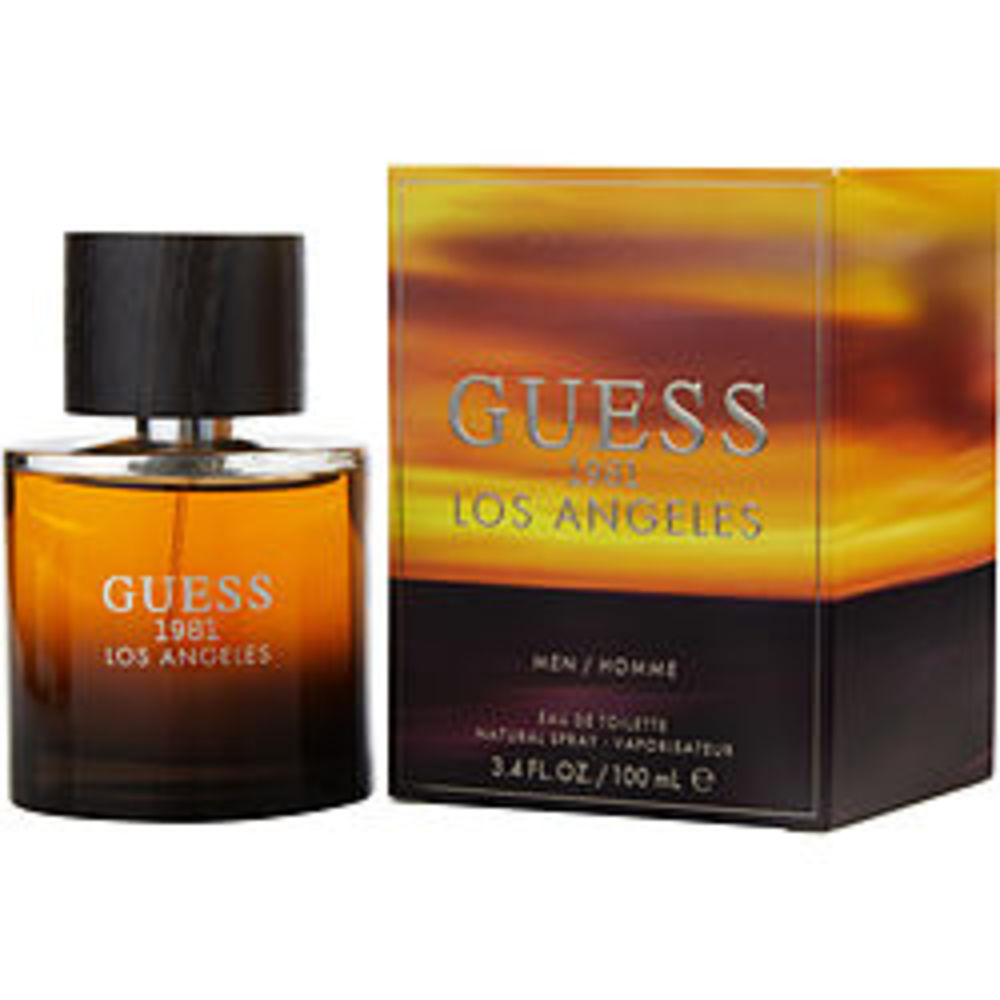 Guess 1981 Los Angeles By Guess #337326 – Type: Fragrances For Men