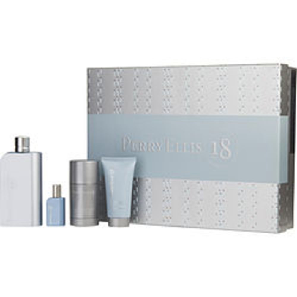 Perry Ellis 18 By Perry Ellis #293838 – Type: Gift Sets For Men