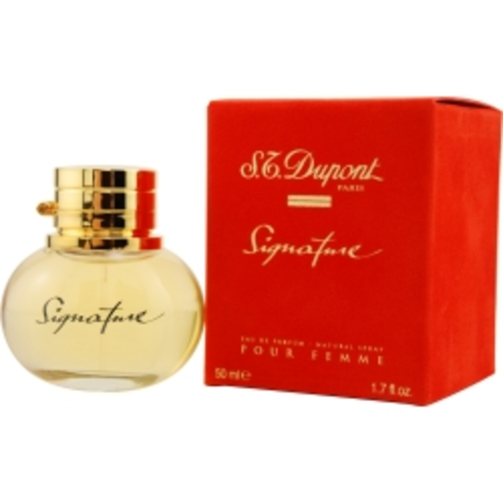 Signature By St Dupont #151389 – Type: Fragrances For Women