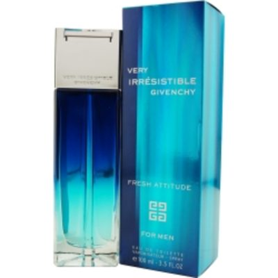 Very Irresistible Fresh Attitude By Givenchy #155370 - Type: Fragrances For Men