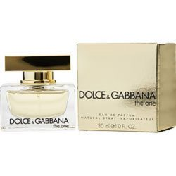 The One By Dolce & Gabbana #157865 - Type: Fragrances For Women