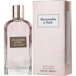 Abercrombie & Fitch First Instinct By Abercrombie & Fitch #296045 - Type: Fragrances For Women