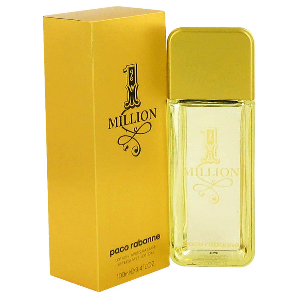 1 Million By Paco Rabanne After Shave 3.4 Oz For Men #490516