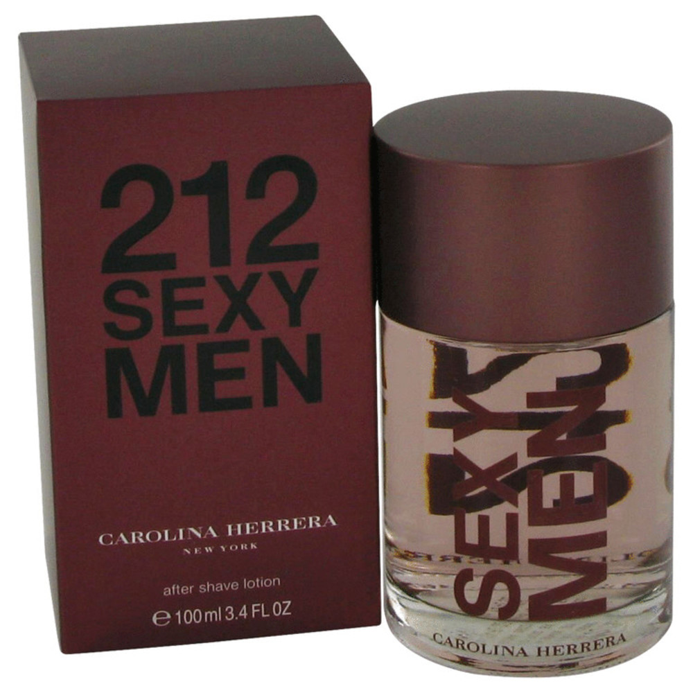 212 Sexy By Carolina Herrera After Shave 3.3 Oz For Men #446998
