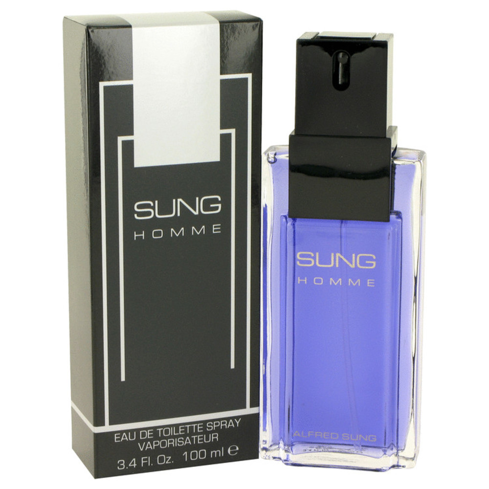 Alfred Sung By Alfred Sung Eau De Toilette Spray 3.3 Oz For Men #416677