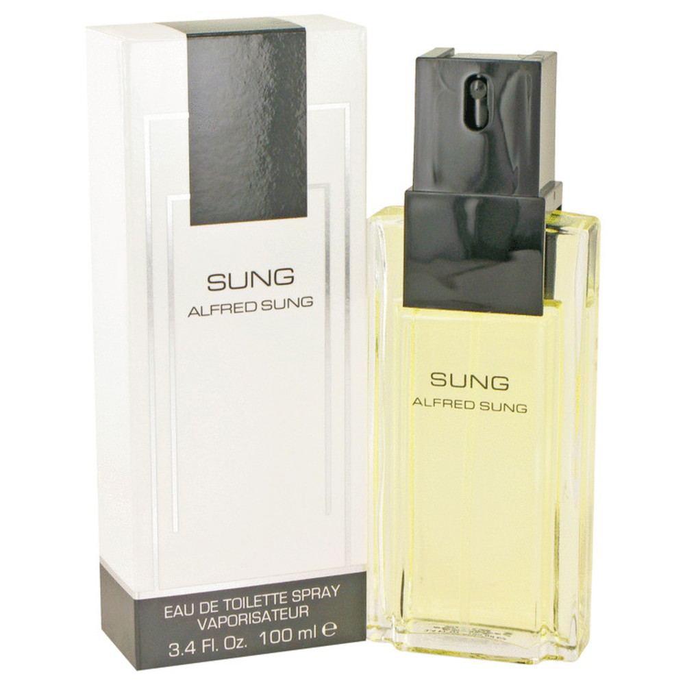 Alfred Sung By Alfred Sung Eau De Toilette Spray 3.4 Oz For Women #416693