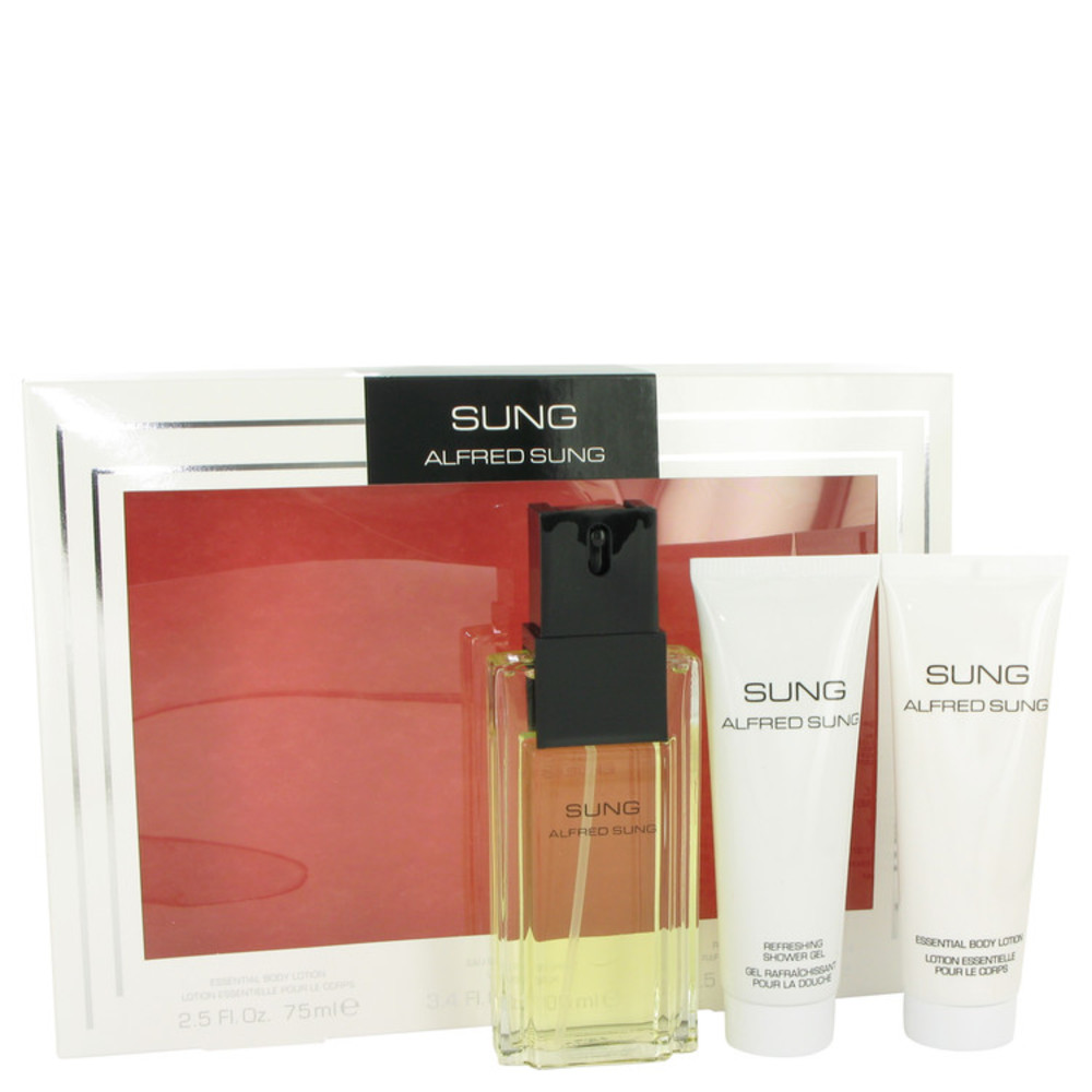 Alfred Sung By Alfred Sung Gift Set -- For Women #458768