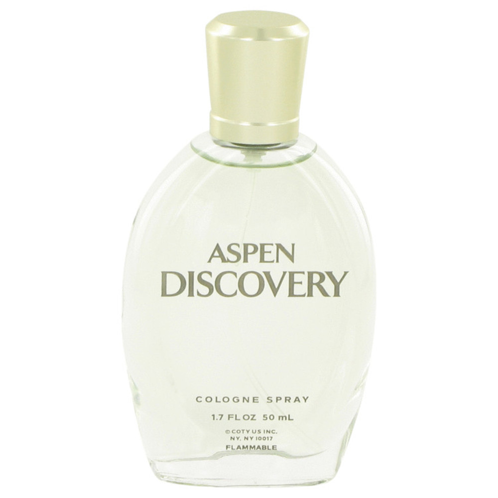 Aspen Discovery By Coty Cologne Spray (Unboxed) 1.7 Oz For Men #516583