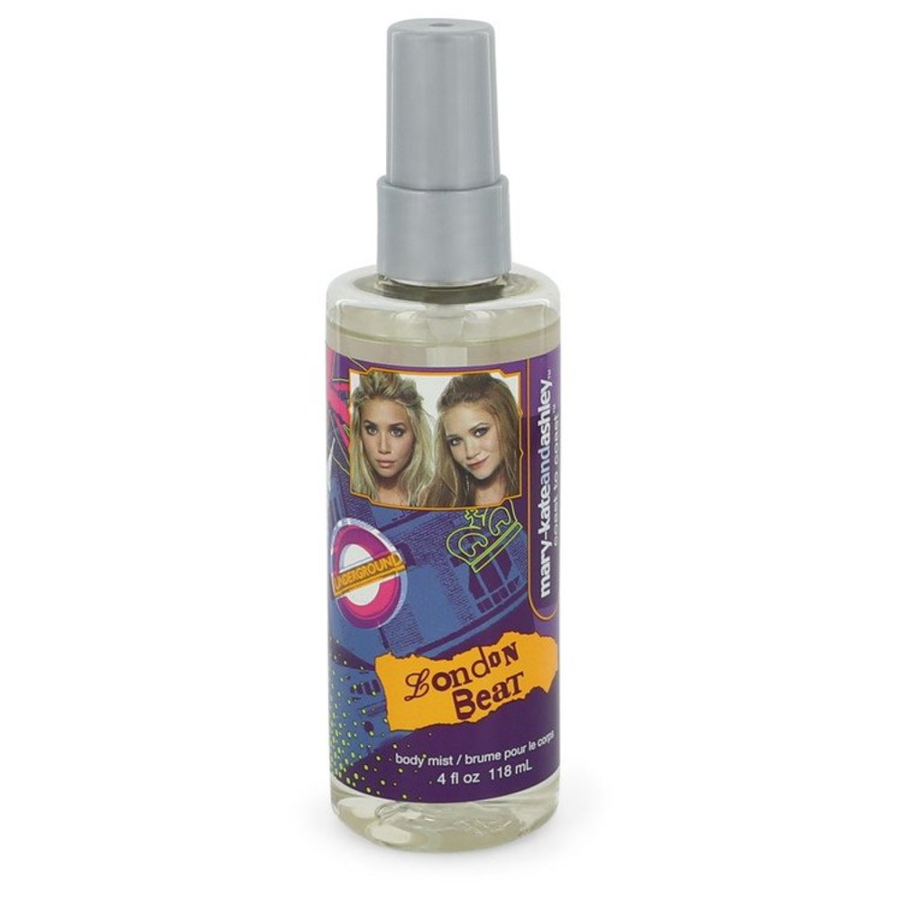 Coast To Coast London Beat By Mary-Kate And Ashley Body Mist 4 Oz For Women #543968