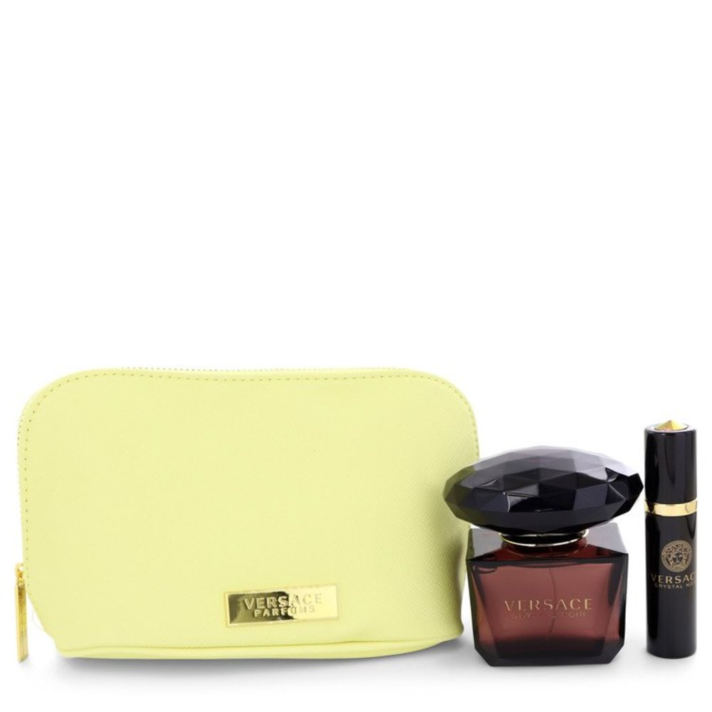 Crystal Noir By Versace Gift Set -- For Women #543334
