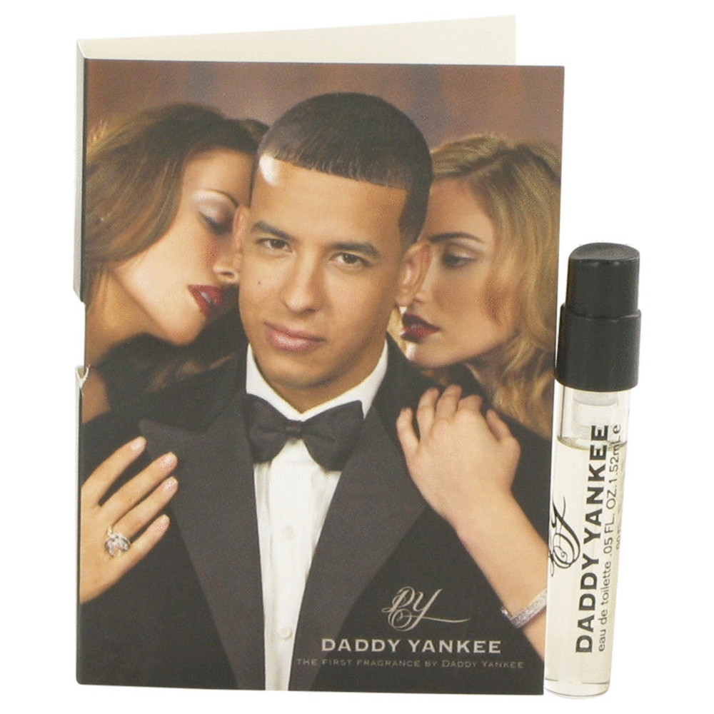 Daddy Yankee By Daddy Yankee Vial (Sample) .05 Oz For Men #531034