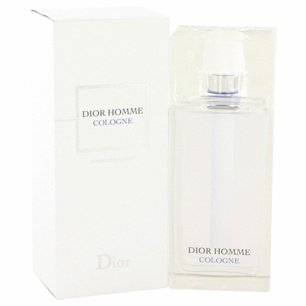 Dior Homme By Christian Dior Cologne Spray 4.2 Oz For Men #447415