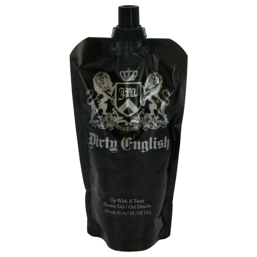 Dirty English By Juicy Couture Shower Gel 6.7 Oz For Men #458186