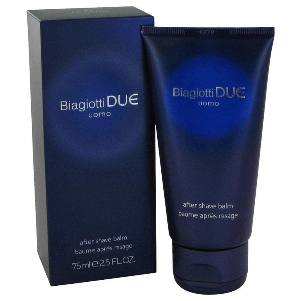 Due By Laura Biagiotti After Shave Balm 2.5 Oz For Men #459624