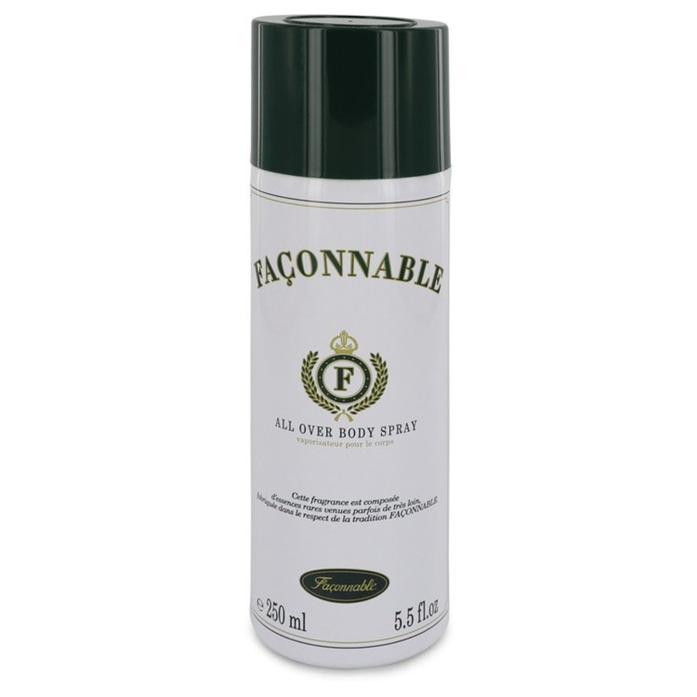 Faconnable By Faconnable Body Spray 5.5 Oz For Men #543022