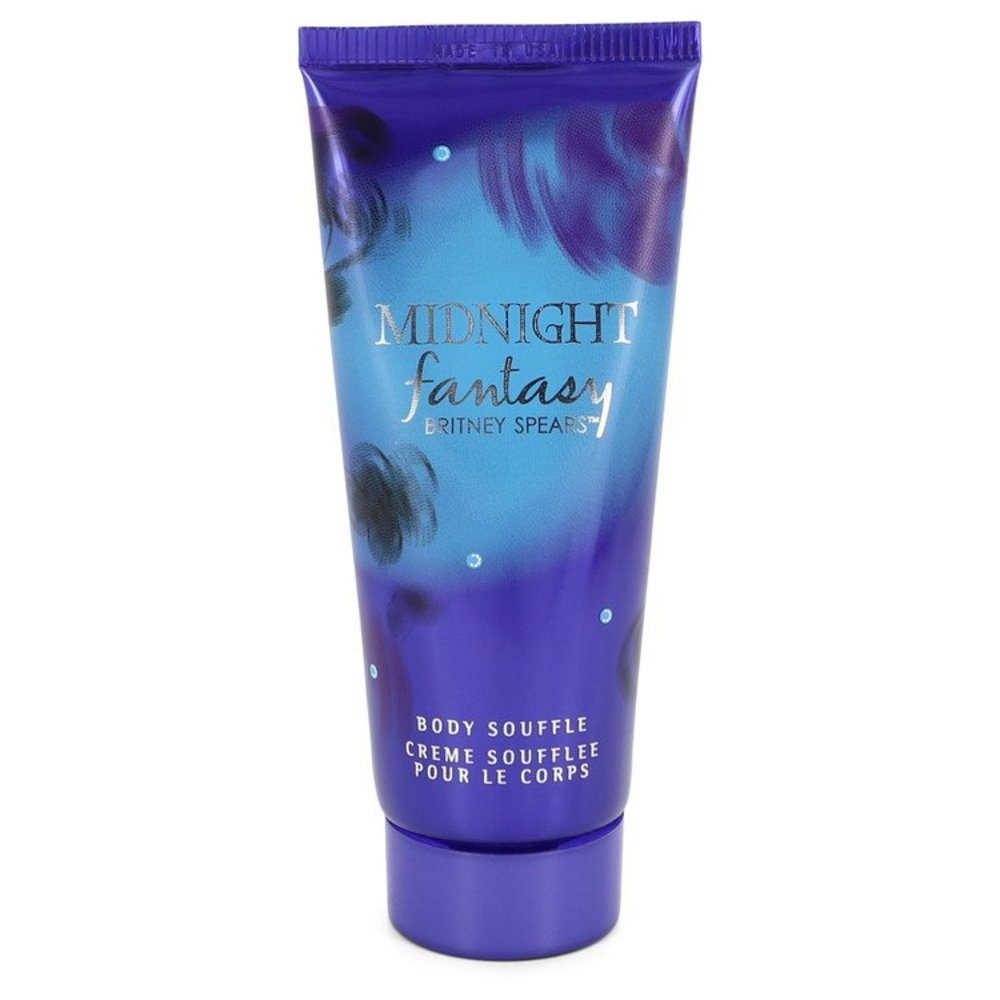 Fantasy Midnight By Britney Spears Body Lotion 3.3 Oz For Women #547368