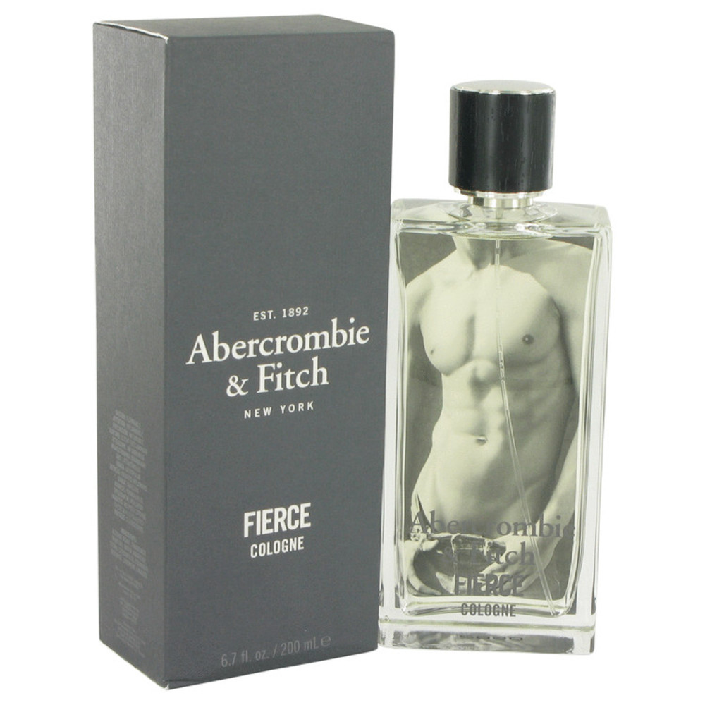 Fierce By Abercrombie & Fitch Cologne Spray 6.7 Oz For Men #512343