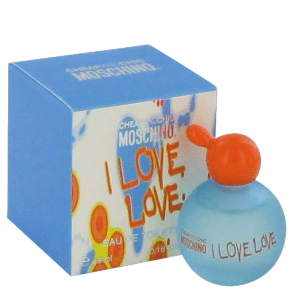 I Love Love By Moschino Mini Edt .17 Oz For Women #456662