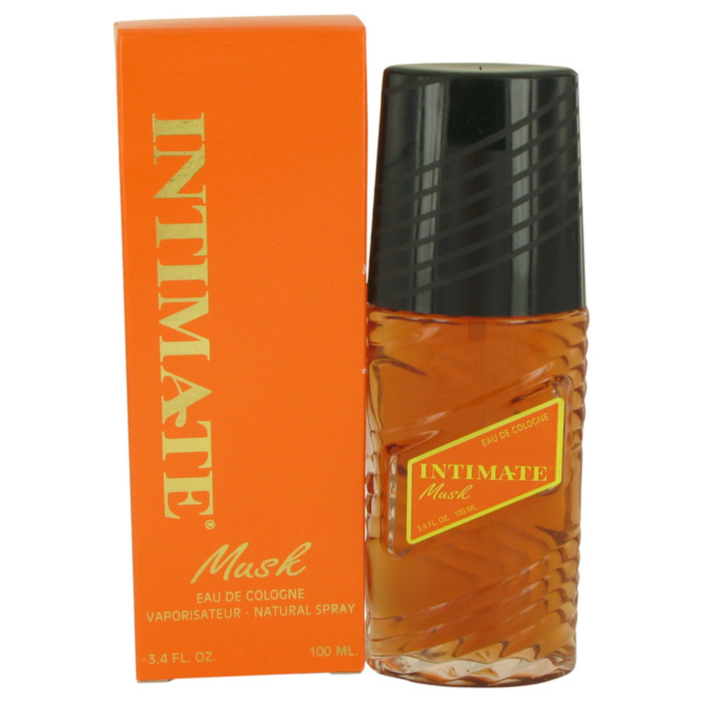 Intimate Musk By Jean Philippe Eau De Cologne Natural Spray 3.6 Oz For Women #423518