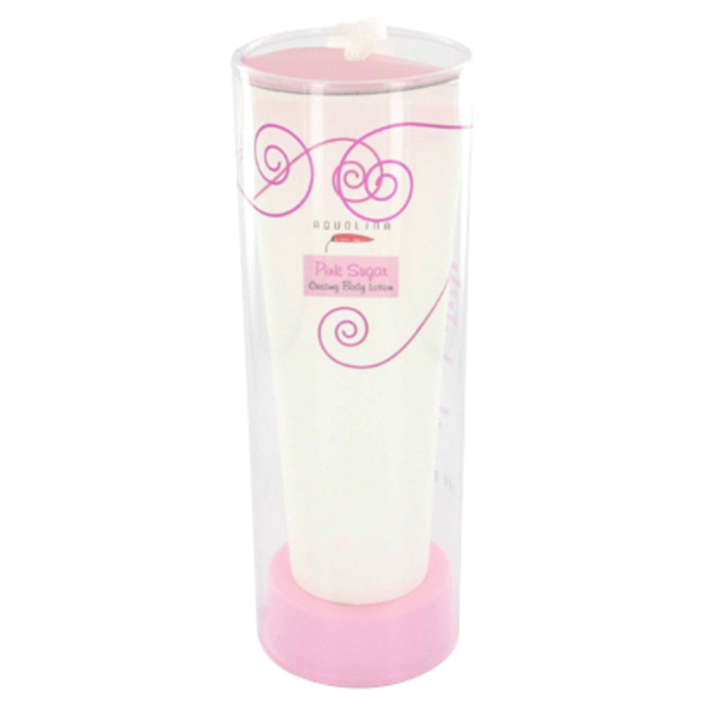 Pink Sugar By Aquolina Body Lotion 8 Oz For Women #428156