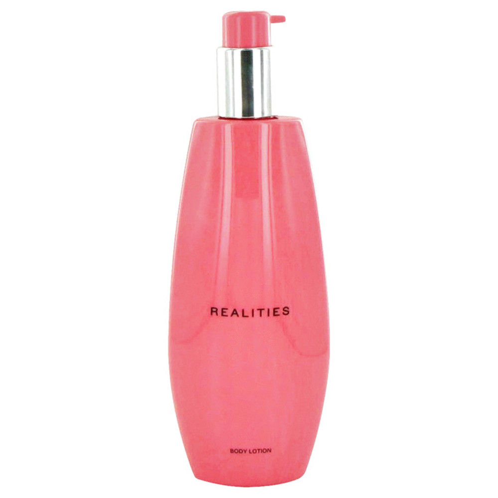 Realities (New) By Liz Claiborne Body Lotion (Tester) 6.7 Oz For Women #478603