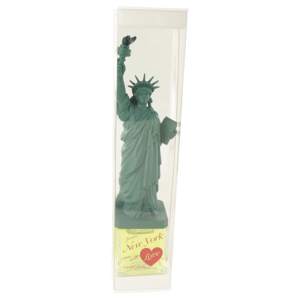 Statue Of Liberty By Unknown Cologne Spray 1.7 Oz For Women #453519