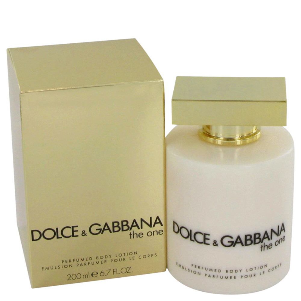 The One By Dolce & Gabbana Body Lotion 6.7 Oz For Women #455525