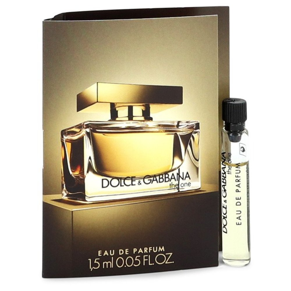 The One By Dolce & Gabbana Vial (Sample) .05 Oz For Women #547877