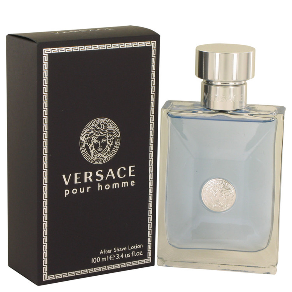 Versace Pour Homme By Versace After Shave Lotion 3.4 Oz For Men #540172